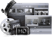 Screenshot of Opposoft HD Video Converter