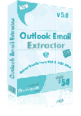 Outlook Email Extractor Screenshot