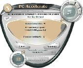 Screenshot of PC Accelerate