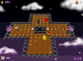Screenshot of PacMan Adventures 3D