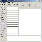 Phone Card Organizer Mate Screenshot