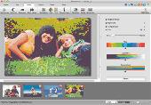 PhotoPad Photo Editing Free for Mac Screenshot