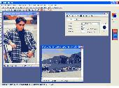 Photo Pos Lite photo editor Screenshot