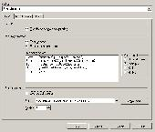 Print Message Screenshot