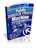 Public Domain Profit Machine Screenshot