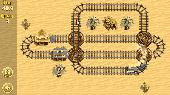Screenshot of Puzzle Rail Rush