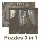 Puzzles 3 in 1 Screenshot