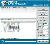 Qmartsoft MP4 to FLV Converter Screenshot