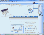 QtWeb Internet Browser Screenshot