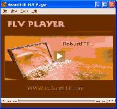 RFTP FLV Player Screenshot
