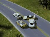 Screenshot of Race Cars: The Extreme Rally