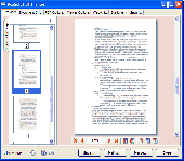 Screenshot of ReaSoft PDF Printer Server Edition