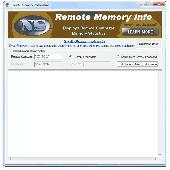 RemoteMemoryInfo Screenshot
