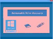Removable Drive Recovery Screenshot