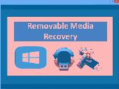 Removable Media Recovery Screenshot