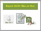 Repair MOV Files on Mac Screenshot