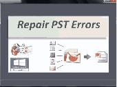 Screenshot of Repair PST Errors