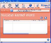 Repair Word File Screenshot