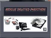 Rescue Deleted Partition Screenshot