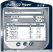 SD Free Audio CD Ripper Screenshot