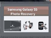 Samsung Galaxy S5 Photo Recovery Screenshot