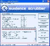 Screenshot of Secure Evidence Scrubber