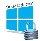Screenshot of Secure Lockdown Standard Edition