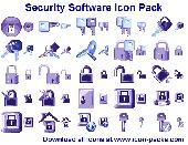 Screenshot of Security Software Icon Pack