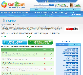 Screenshot of ShopSite Migration Service