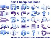 Small Computer Icons Screenshot