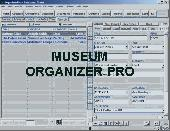 Small Museum Organizer Pro Screenshot