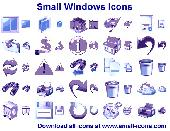 Small Windows Icons Screenshot