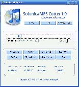 Sofonica MP3 Cutter Screenshot