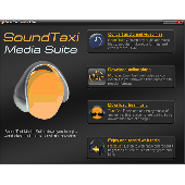SoundTaxi Media Suite Coupon Screenshot