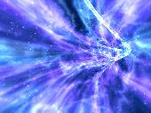 Screenshot of Space Wormhole 3D Screensaver