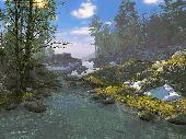 Springtime 3D Screensaver Screenshot