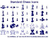 Standard Chess Icons Screenshot