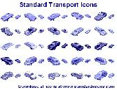 Standard Transport Icons Screenshot