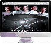 Star Trek The Motion Picture  Screensaver Screenshot