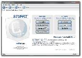 StuffIt Deluxe for Windows Screenshot