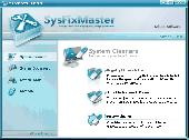 SysFixMaster Registry Cleaner Screenshot