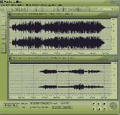 Screenshot of TR Audio Editor