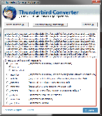 Thunderbird Migration Screenshot
