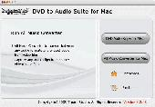 Tipard DVD to Audio Suite for Mac Screenshot