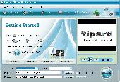 Tipard DVD to MP3 Converter Screenshot