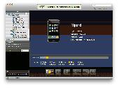 Screenshot of Tipard Mac iPhone Transfer Platinum