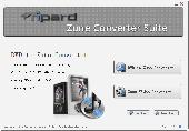 Tipard Zune Converter Suite Screenshot