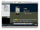Tipard iPod Transfer for Mac Screenshot