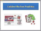 Undelete Files from Trash Mac Screenshot