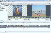 VideoPad Free Video Editor Screenshot